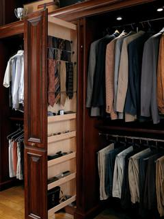 Man Space: Dream Closets For Dudes