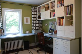 make the most of a small home office