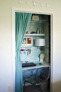 Make the most of a small home office - Creating a small home office ...