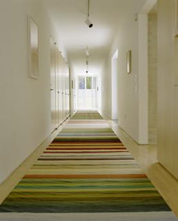 8 Ways To Dress Up A Drab Hallway