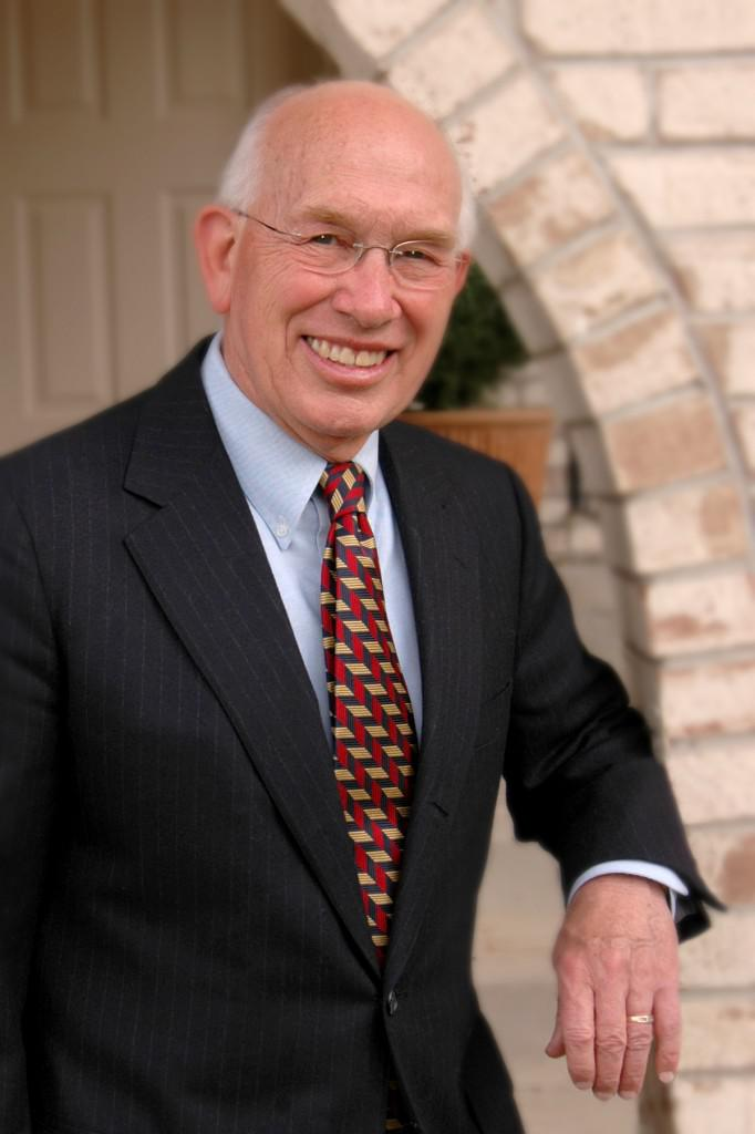 Dr. Kent Hutcheson, Founder of Uplift. Source: http://www.coloradouplift.org/drupal/history