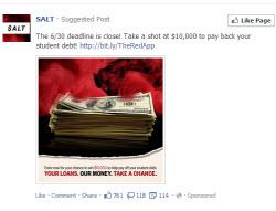 Facebook's Advertising Is Starting To Spiral Out Of Control
