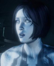 Microsoft's Answer To Apple's Siri May Be Halo's 'Cortana'