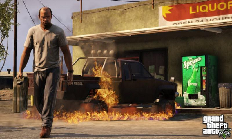 What Percentage Of Players Will Actually Finish GTA 5?