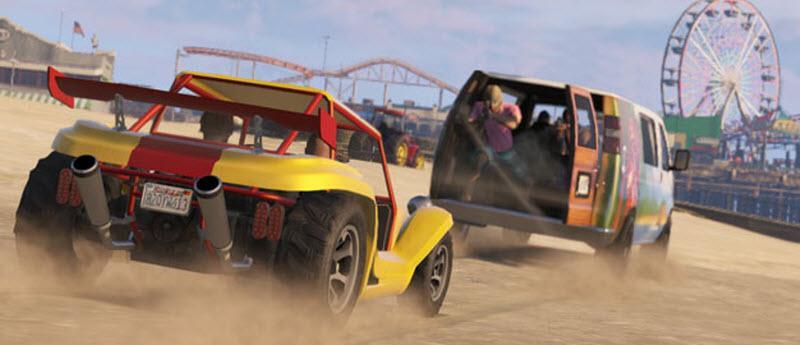 'GTA Online' Delays Stimulus, Announces First Content Pack