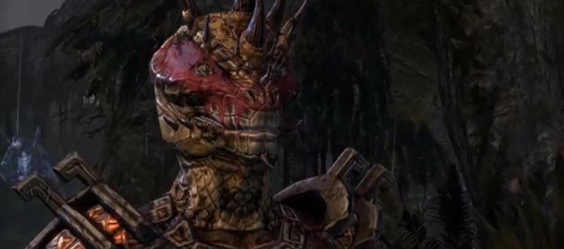 'Elder Scrolls Online' Shows Off Its Character Creator