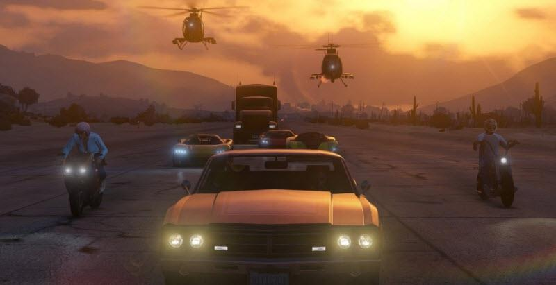 Five Things Still Wrong With 'GTA Online'
