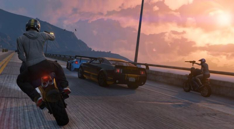 The Burden Of Realism In 'Grand Theft Auto 5'