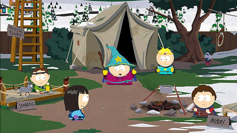 'South Park: The Stick of Truth' Delayed To 2014, Gets Seven Minute Demo