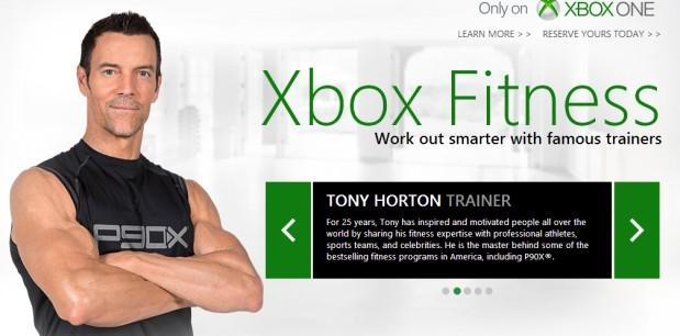 Microsoft's Most Important Xbox One Exclusive So Far Might Be 'Xbox Fitness'