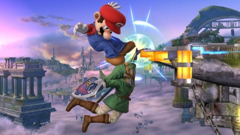 Big Changes Coming To Edge-Camping In 'Super Smash Bros. U'