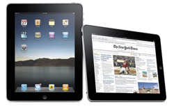 Image representing iPad as depicted in CrunchBase