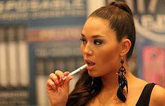 Electronic Cigarette Model