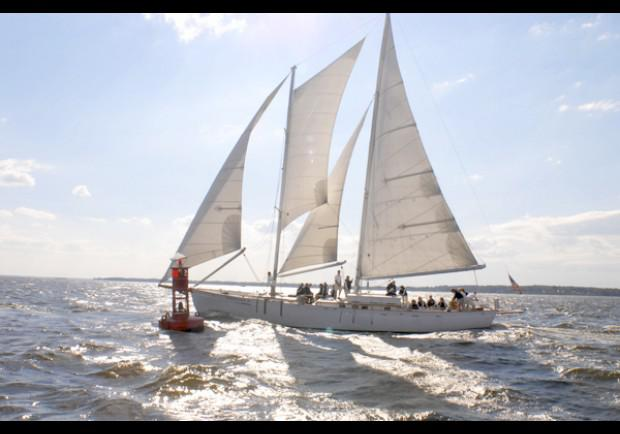 Chesapeake Sailing Tours