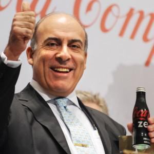 Muhtar Kent, chairman and chief executive of The Coca-Cola Company.