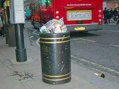 London's Trash Can