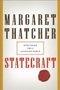 "Cover of ""Statecraft: Strategies for a Ch..."