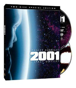 "Cover of ""2001 - A Space Odyssey (Two-Dis..."