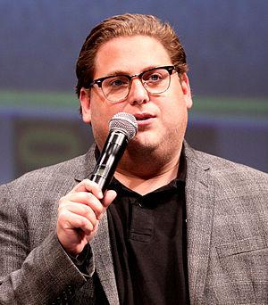 English: Jonah Hill at the 2010 Comic Con in S...