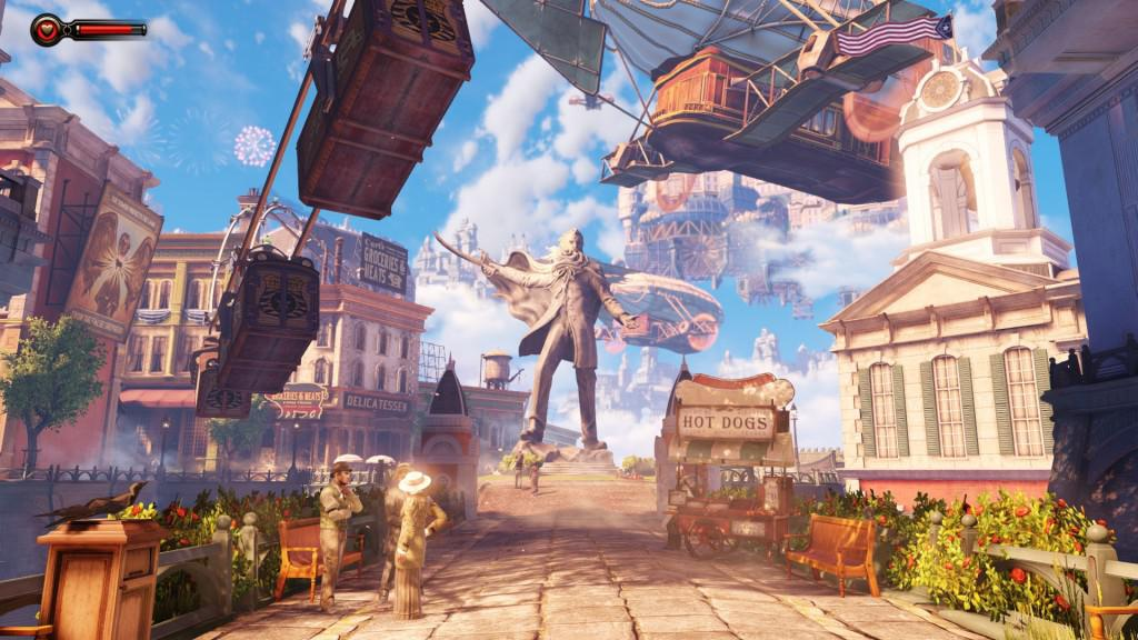 Time Sink: Columbia Tourism And Gaming Photojournalism In 'BioShock Infinite'