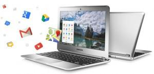 The Samsung Chromebook | Image Credit: Google