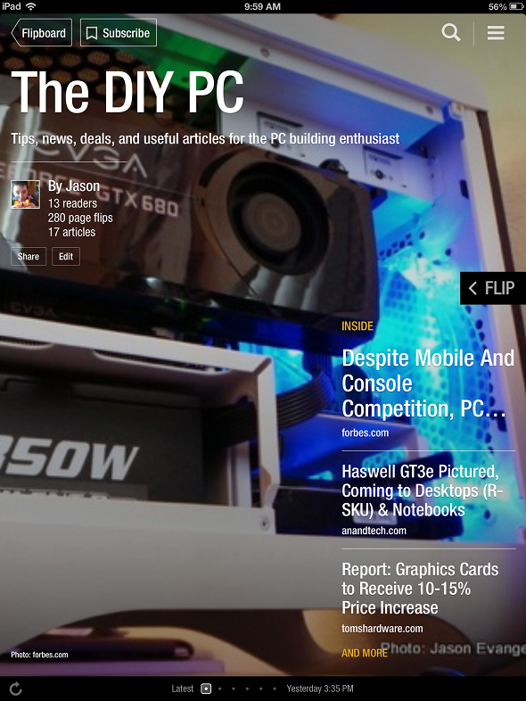 The cover of ″The DIY PC″