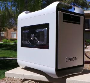 The Chronos from Origin PC