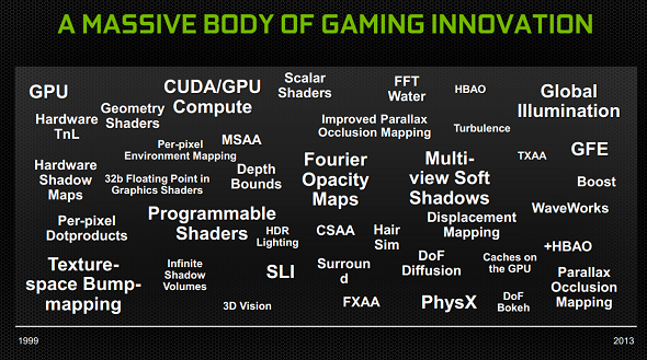 NVIDIA Expanding Business Model, Licensing Out Graphics