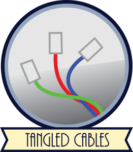 Tangled Cables #8: SHIELD Shock