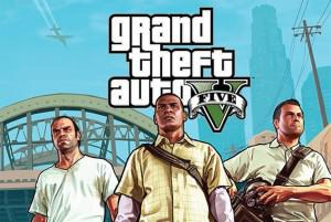Grand Theft Auto V Cover art | Image Credit: Rockstar Games