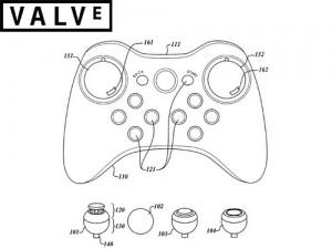 A Valve patent filing showing a modular controller design