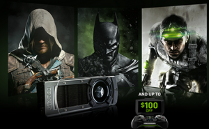 Nvidia's GeForce Holiday Bundle Offers 3 Free Games, Discounted Shield Hardware