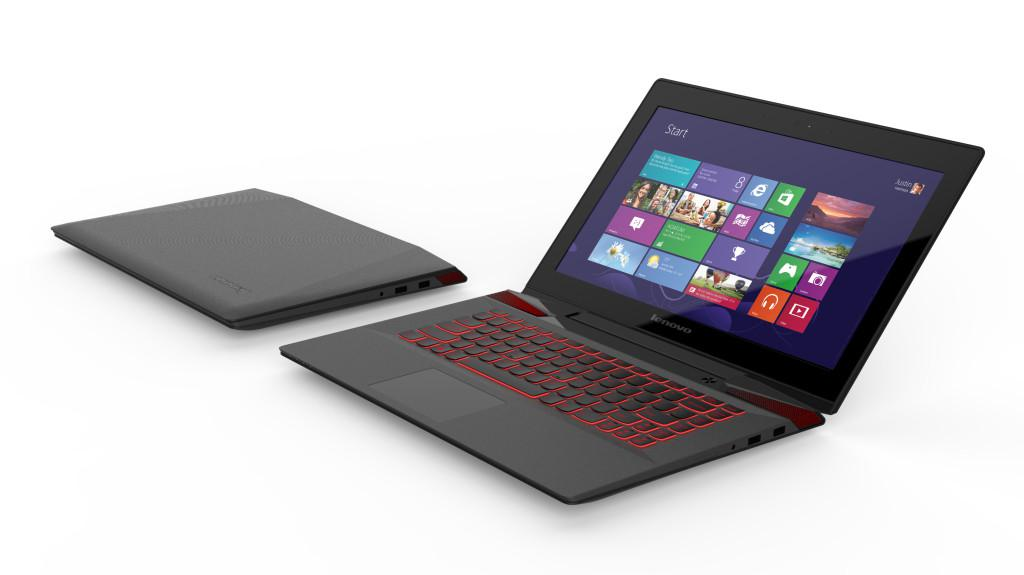 Say Hello To Lenovo's 4K Gaming And Entertainment Laptop