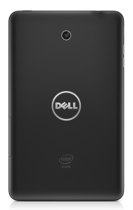 Dell Venue 7 Android Tablet (Back) | Image Credit: DELL