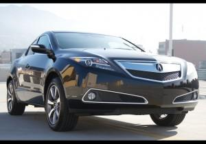 2013 Acura ZDX Test Drive And Review: Love Knows No Logic