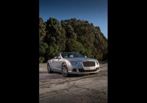 2014 Bentley Continental GT Speed Convertible Test Drive And Review: A Fleet Four-Seater