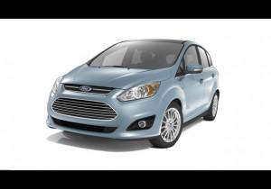 2013 Ford C-MAX Energi Test Drive And Review: Big Tech, Small Package