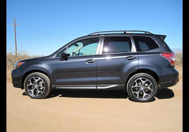 Subaru Premium 2014 >> WINTER COMMUTE: Subaru Forester 2.5i Premium - pg.9