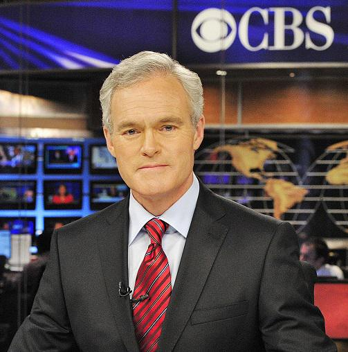 Scott Pelley. Photo credit: John Filo/CBS.