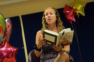 BOSTON, MA - JULY 02: Author Jodi Picoult read...