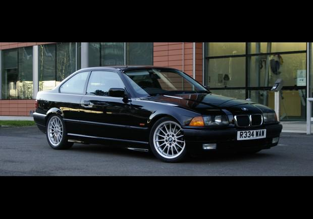 1996 BMW 318is Coupe