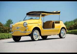 1959 Fiat Jolly. Photo Credit: Darin Schnabel © 2013 Courtesy of Auctions America
