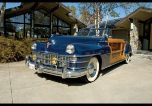 1947 Chrysler Town & Country Convertible. Photo Credit: © Courtesy of Auctions America