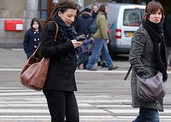 Texting - (Day 4 of Holiday 2011)