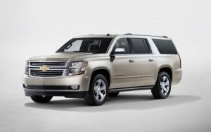 Big, New SUVs From General Motors: More Powerful Than $4 Gas