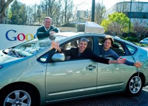 Maybe Some Day We Will Yell For A Google Instead of A Taxi, KPMG Study Says
