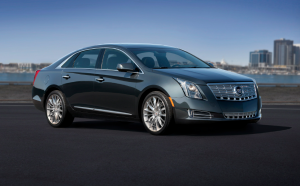 General Motors Ramping Up The Cadillac Brand in China