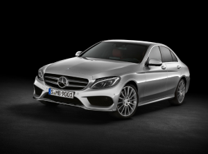 All-new 2015 Mercedes-Benz C-Class; company photo