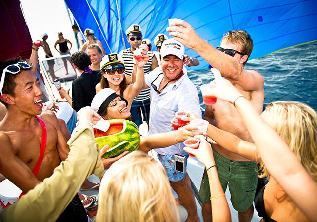 Forbes Does The Yacht Week A Seven Day Party In The