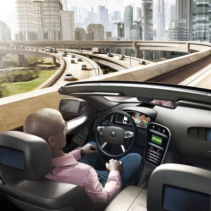 Silicon Valley vs. Detroit: The Battle For The Car Of The Future
